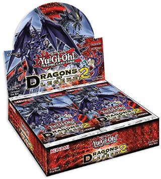 Dragons of Legend 2 1st Edition Booster Box