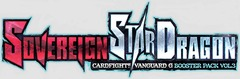 G Booster Pack Vol. 3: Sovereign Star Dragon Booster Box on Channel Fireball