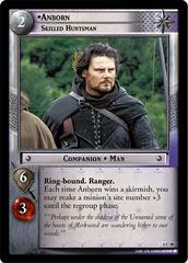 Anborn, Skilled Huntsman