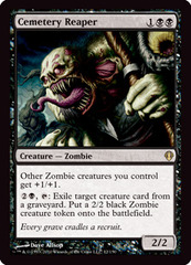 Cemetery Reaper on Channel Fireball