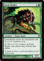 Feral Hydra on Channel Fireball