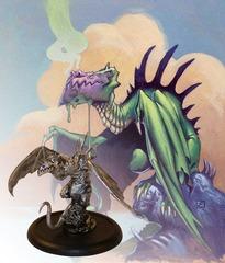 Descent Lieutenant Miniature: Kratz the Plague