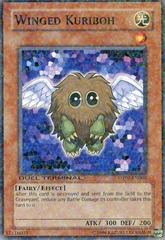 Winged Kuriboh - DT01-EN008 - Common - 1st Edition