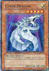 Cyber Dragon - DT01-EN009 - Rare Parallel Rare - Duel Terminal on Channel Fireball