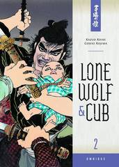 Lone Wolf & Cub Volume 2 - The Gateless Barrier