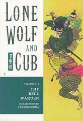Lone Wolf & Cub Volume 4 - The Bell Warden