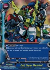 Call, Super Machine!  - H-BT01/0019EN - RR