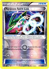 Rayquaza Spirit Link - 87/108 - Uncommon - Reverse Holo