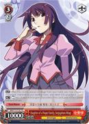 Daughter of a Proper Family, Senjyogahara Hitagi - BM/S15-E103 - TD