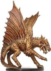 Large Brass Dragon