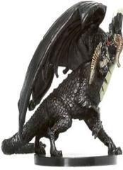 Large Black Dragon