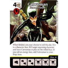 Catwoman - Femme Fatale (Card Only)