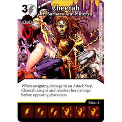 Cheetah - Dr. Barbara Ann Minerva (Card Only)