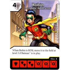 Robin - Acrobatic Adolescent (Card Only)