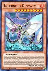 Infernoid Devyaty - CROS-EN032 - Ultra Rare - 1st Edition
