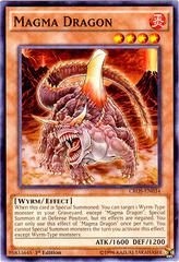 Magma Dragon - CROS-EN034 - Common - 1st Edition