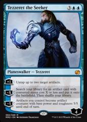 Tezzeret the Seeker - Foil (MM2)