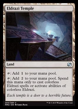 Eldrazi Temple