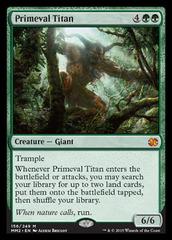 Primeval Titan - Foil (MM2)