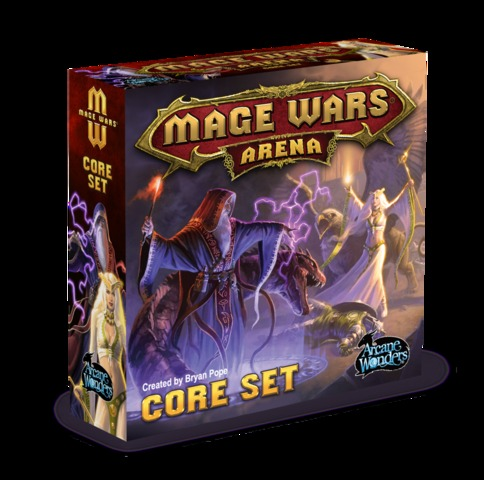 Mage Wars - Arena Core Set