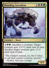 Drooling Groodion - Foil