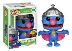 Sesame Street Series - #01 - Super Grover (Sesame Street)