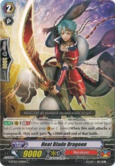 Heat Blade Dragoon - G-BT02/049EN - C