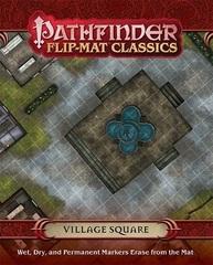 Pathfinder Flip-Mat Classics: Village Square