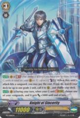 Knight of Sincerity - PR/0186EN - PR