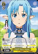 ALO Days, Asuna - SAO/SE23-E03 - C - Foil