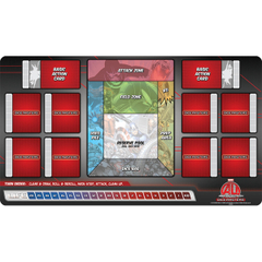 Dice Masters Playmat: Marvel - The Age of Ultron