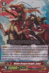 Divine Dragon Knight, Zahm - G-FC01/031EN - RR on Channel Fireball