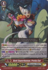 Dark Superhuman, Pretty Cat - G-FC01/037EN - RR on Channel Fireball