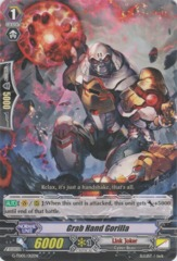 Grab Hand Gorilla - G-TD05/012EN - TD