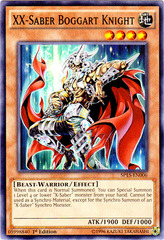 XX-Saber Boggart Knight - SP15-EN006 - Common - 1st Edition