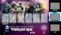 DC Comics Deck-building Game Playmat: Forever Evil