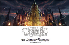 Call of Cthulhu: The Card Game - The Mark of Madness