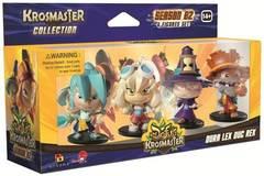 Krosmaster Arena: Season 2 Dura Lex Doo Rex Expansion Pack