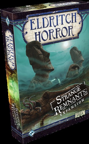 Eldritch Horror: Strange Remnants (In Store Sales Only)