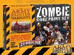 Warpaints Zombicide Core Zombie Set