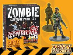 Warpaints Zombicide Survivor Paint Set