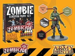 Warpaints Zombicide Machine Gun Metal Paint
