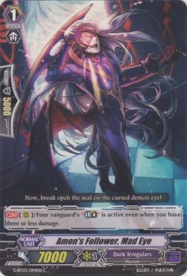 Amon's Follower, Mad Eye - G-BT03/094EN - C