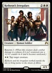Kytheon's Irregulars - Foil