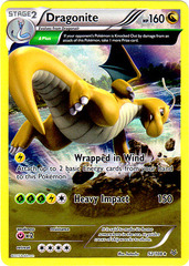 Dragonite - 52/108 - Non-Holo Storm Rider Theme Deck Exclusive