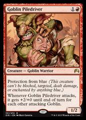 Goblin Piledriver - Foil