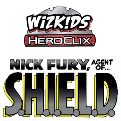 Nick Fury, Agent of S.H.I.E.L.D 10ct. Booster Brick
