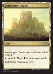 Sandsteppe Citadel - CPP