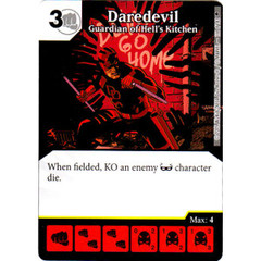 Daredevil - Guardian of Hell's Kitchen (Die & Card Combo)