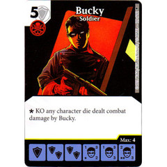 Bucky - Soldier (Card Only)